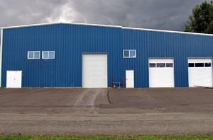 Splitvane Headquarters